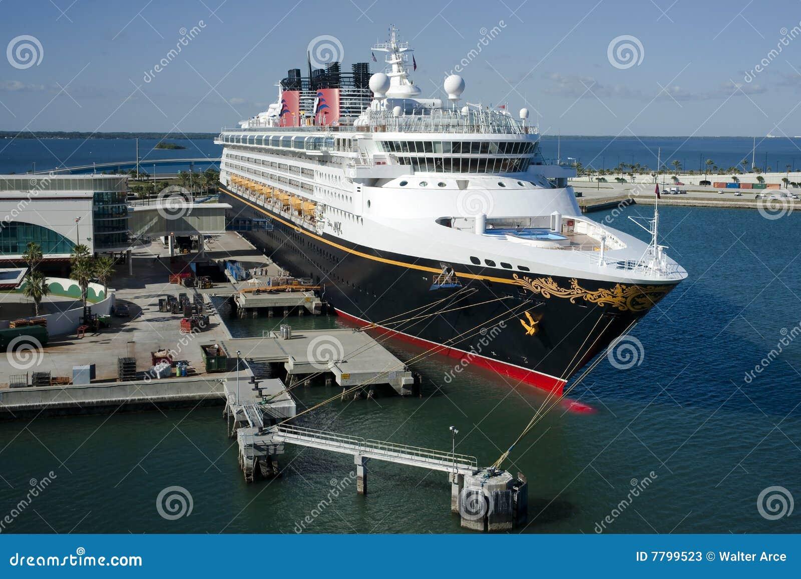Disney magic cruise ship editorial stock photo image 7799523 - Port canaveral cruise lines ...
