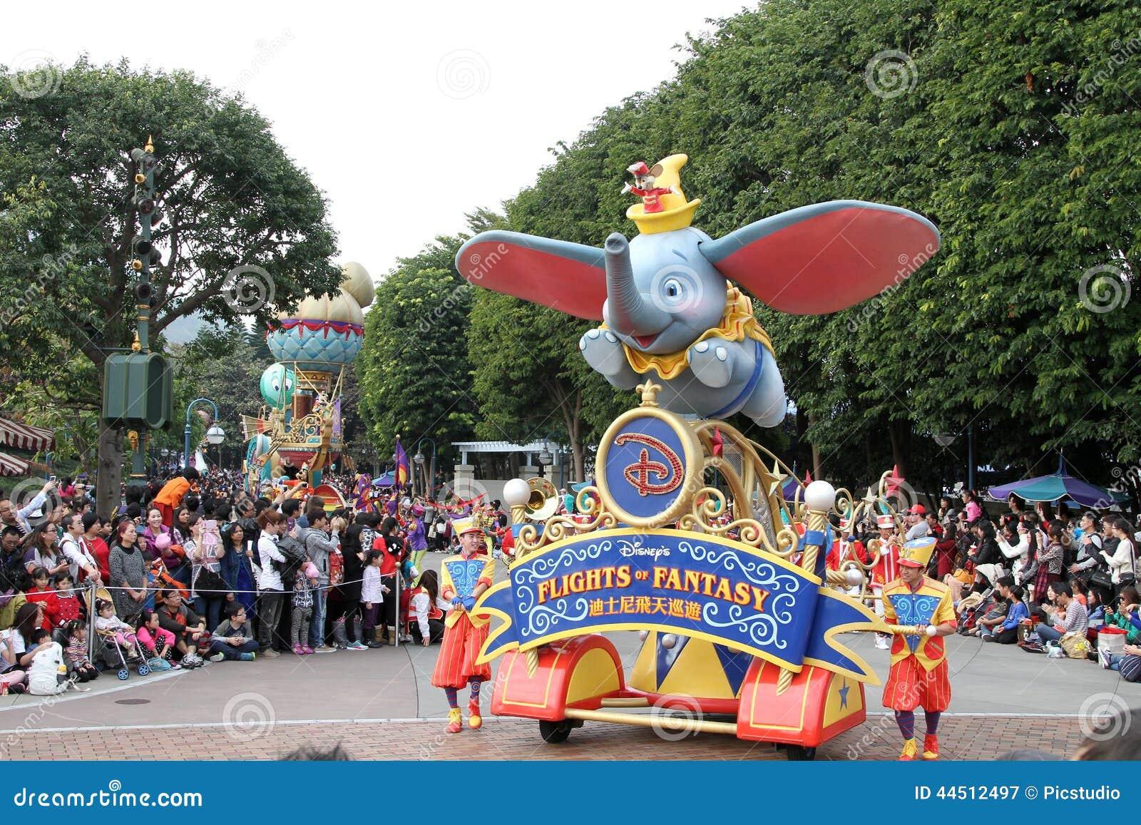 Disney parada