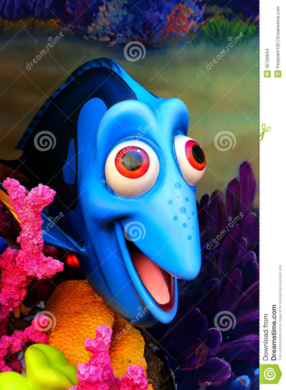 The Gallery For Blue Pixar Characters