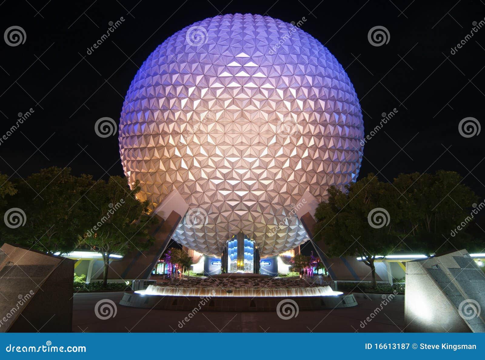 Disney s Epcot Centre