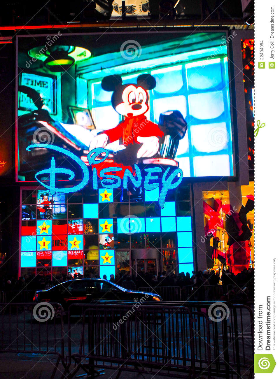 Disney store times square nyc editorial stock image image 22494984 - Disney store mickey mouse ...