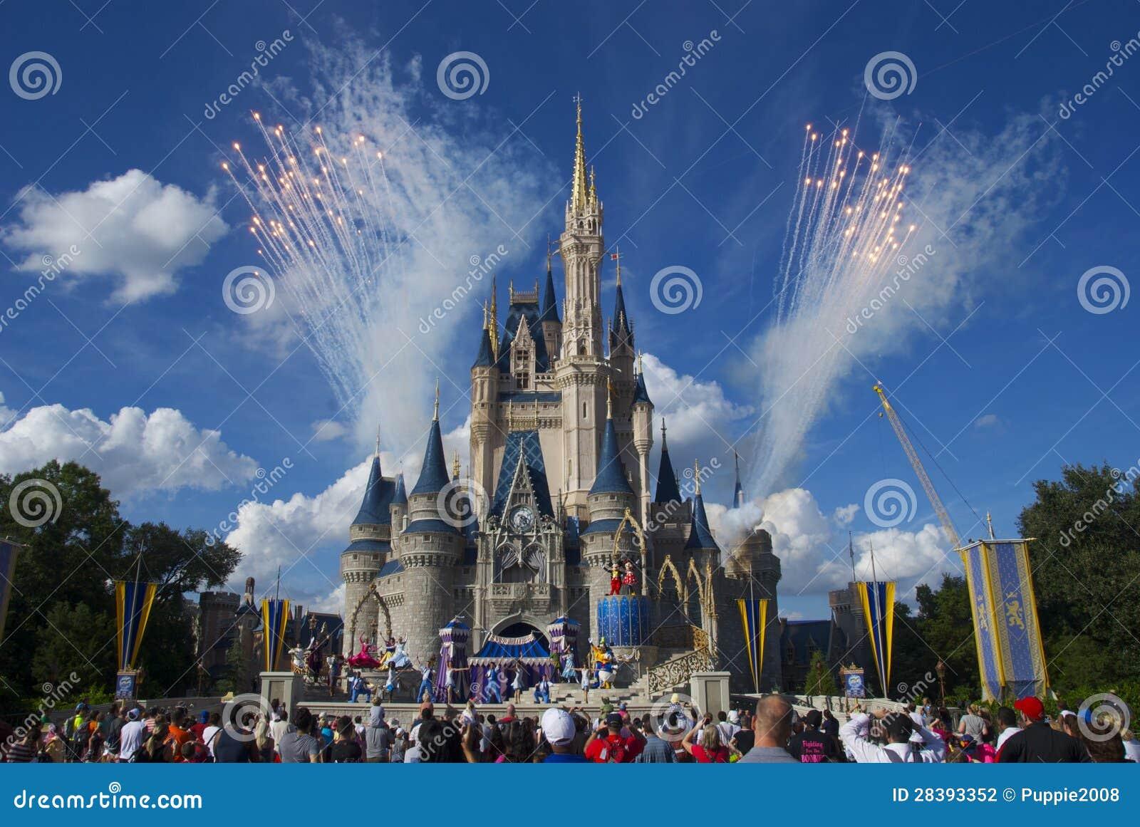 Disney värld