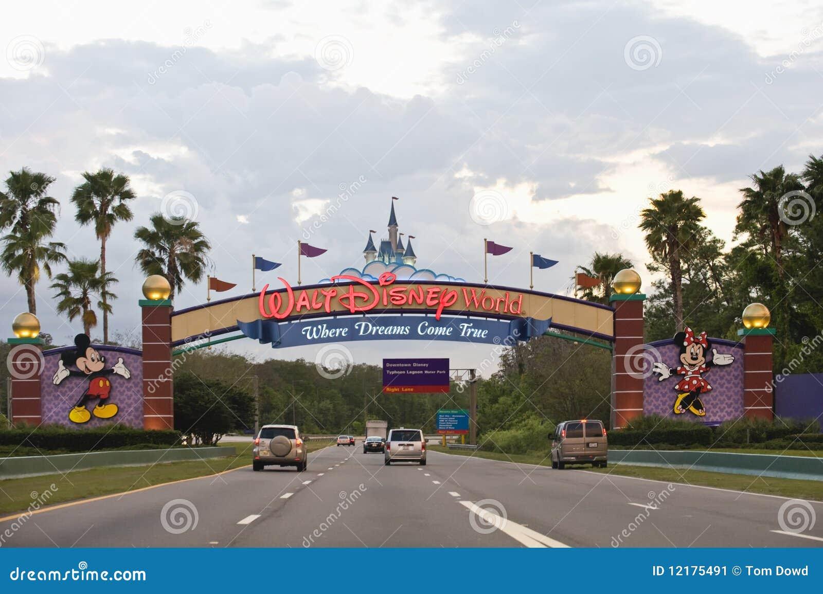 Disney walt świat
