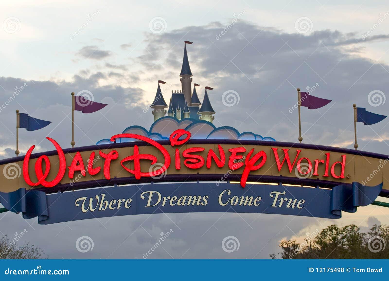 Disney-Welt