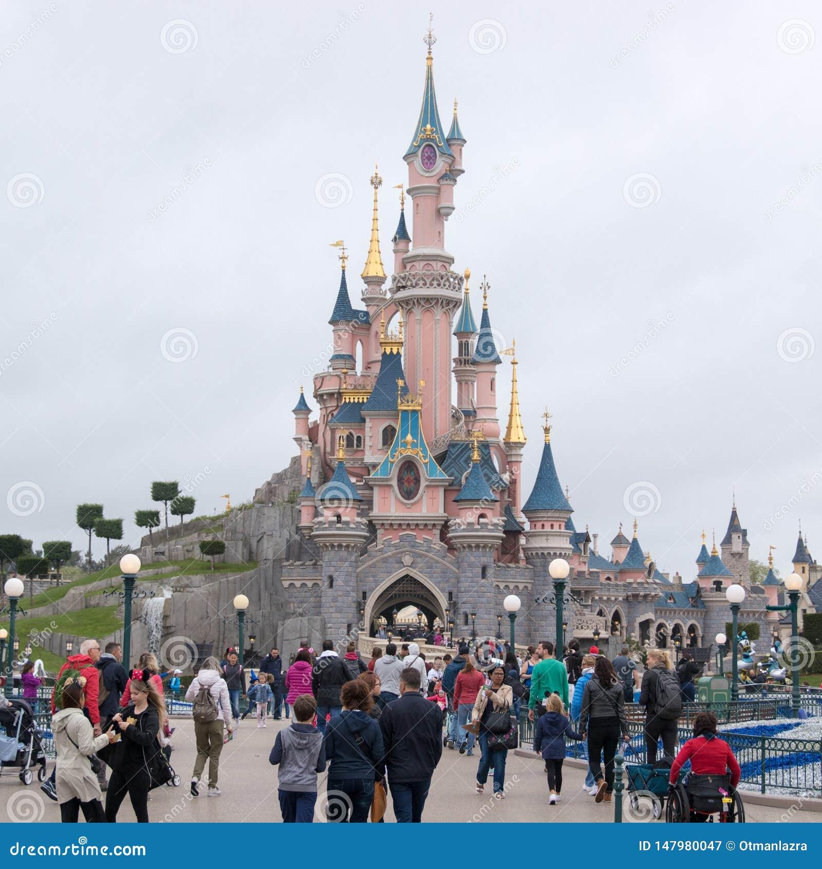 Disneyl?andia Paris 1? Anniversarry
