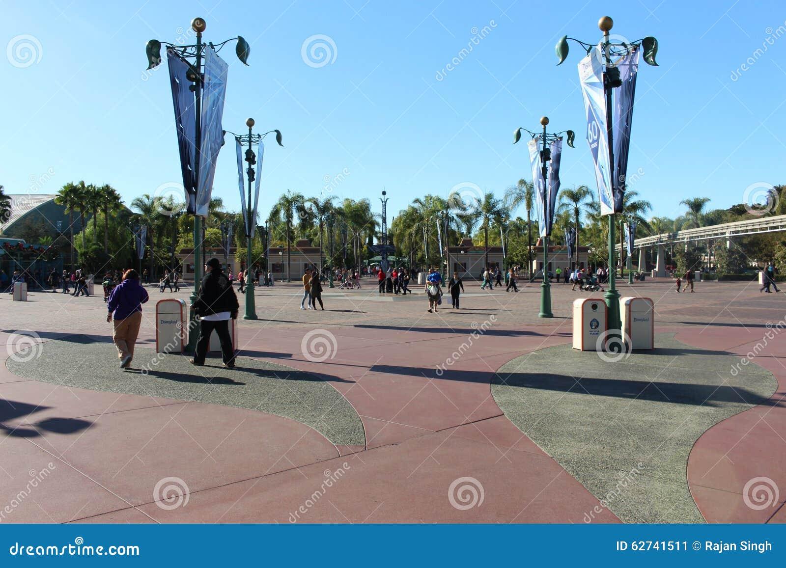 Disneyland-Abenteuer