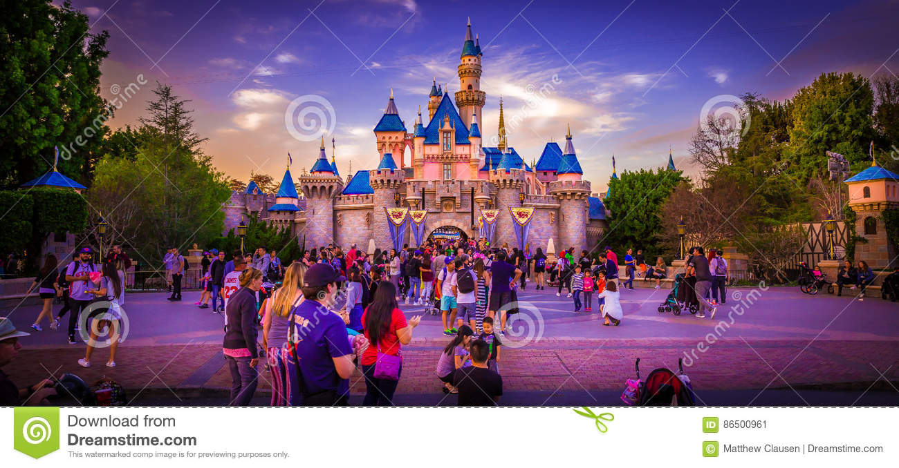 Disneyland stock photos royalty free stock images freerunsca Choice Image