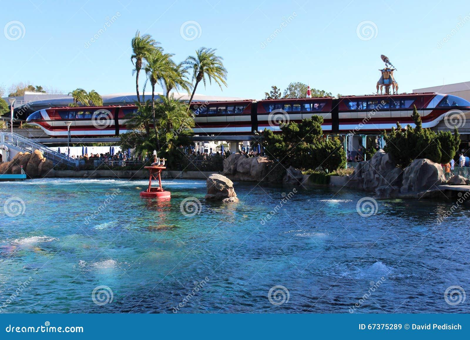Disneyland-Einschienenbahn (Kennzeichen VII)