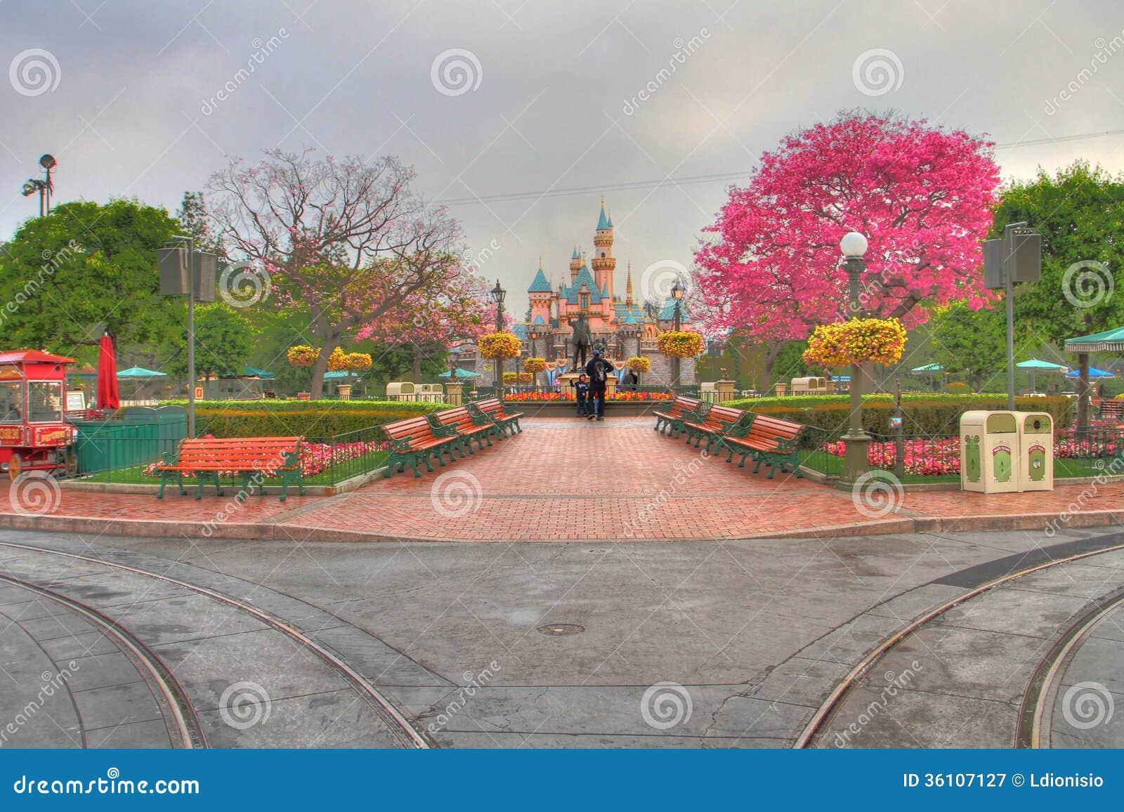 Disneyland HDR