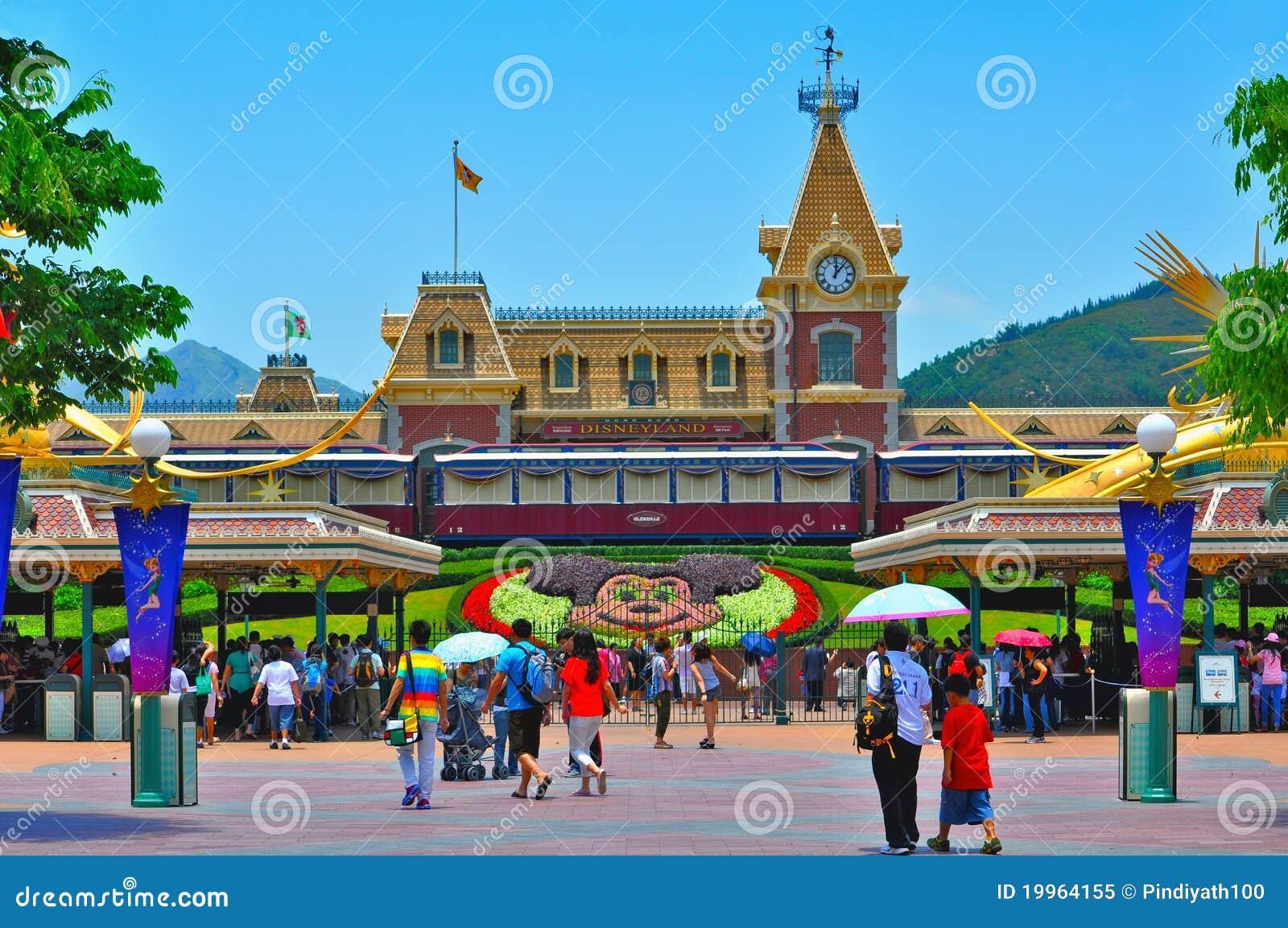 Disneyland Hong Kong