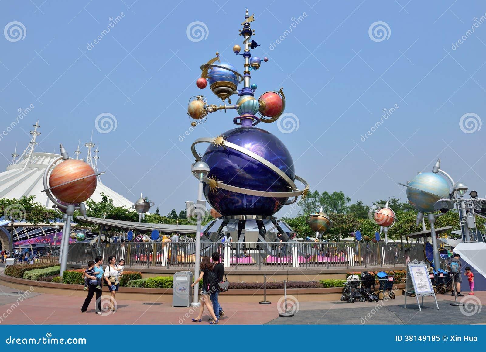 Disneyland i Hong Kong