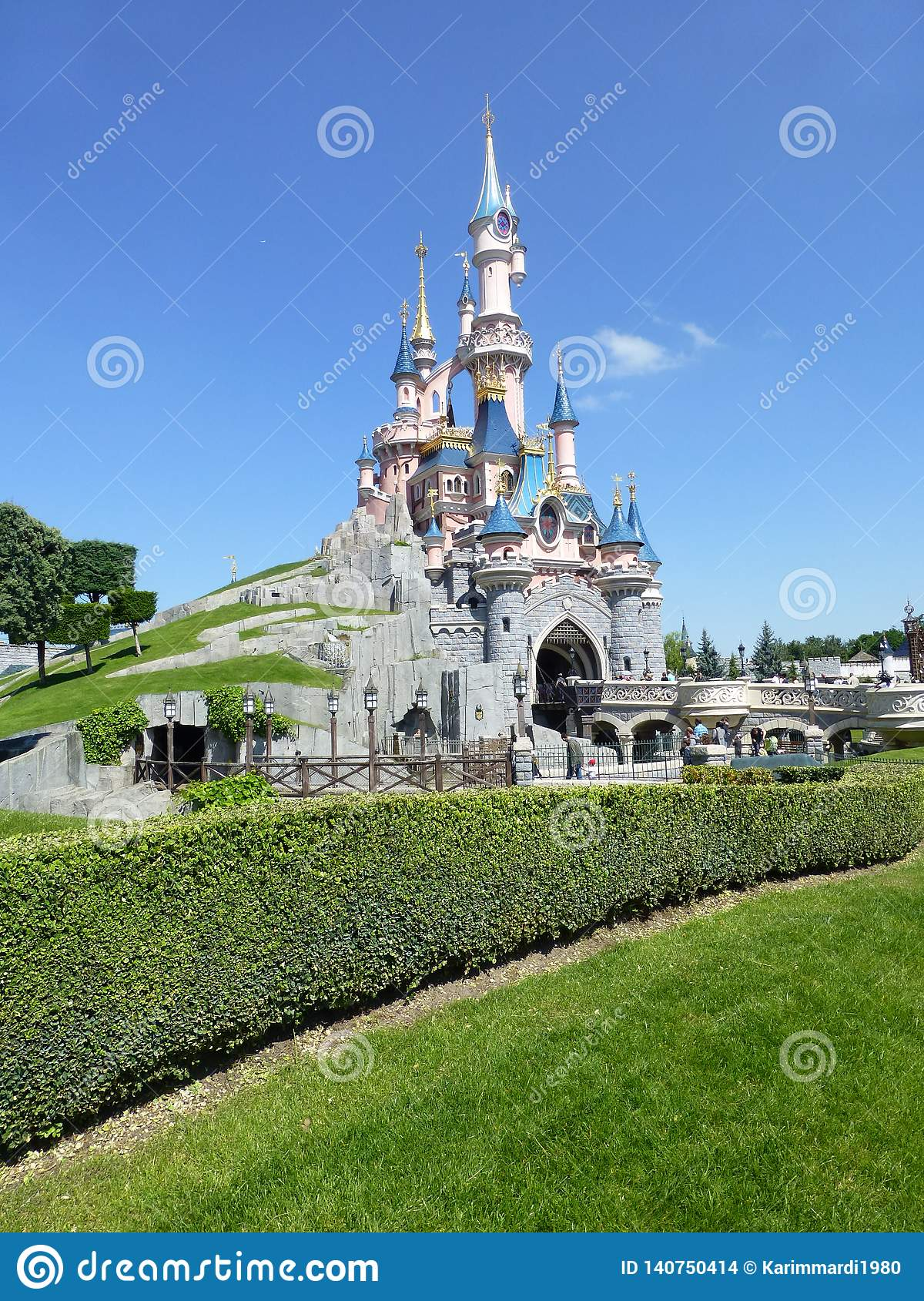 Disneyland Parijs vijftiende Anniversarry