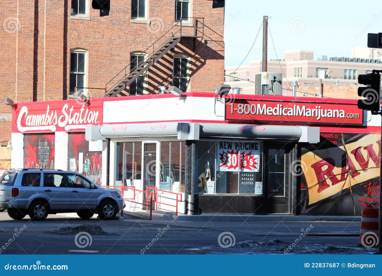Dispensario medico della marijuana