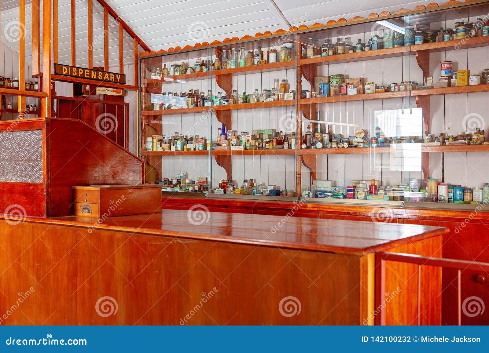 Dispensary Przy mily muzeum I Dziejową wioską