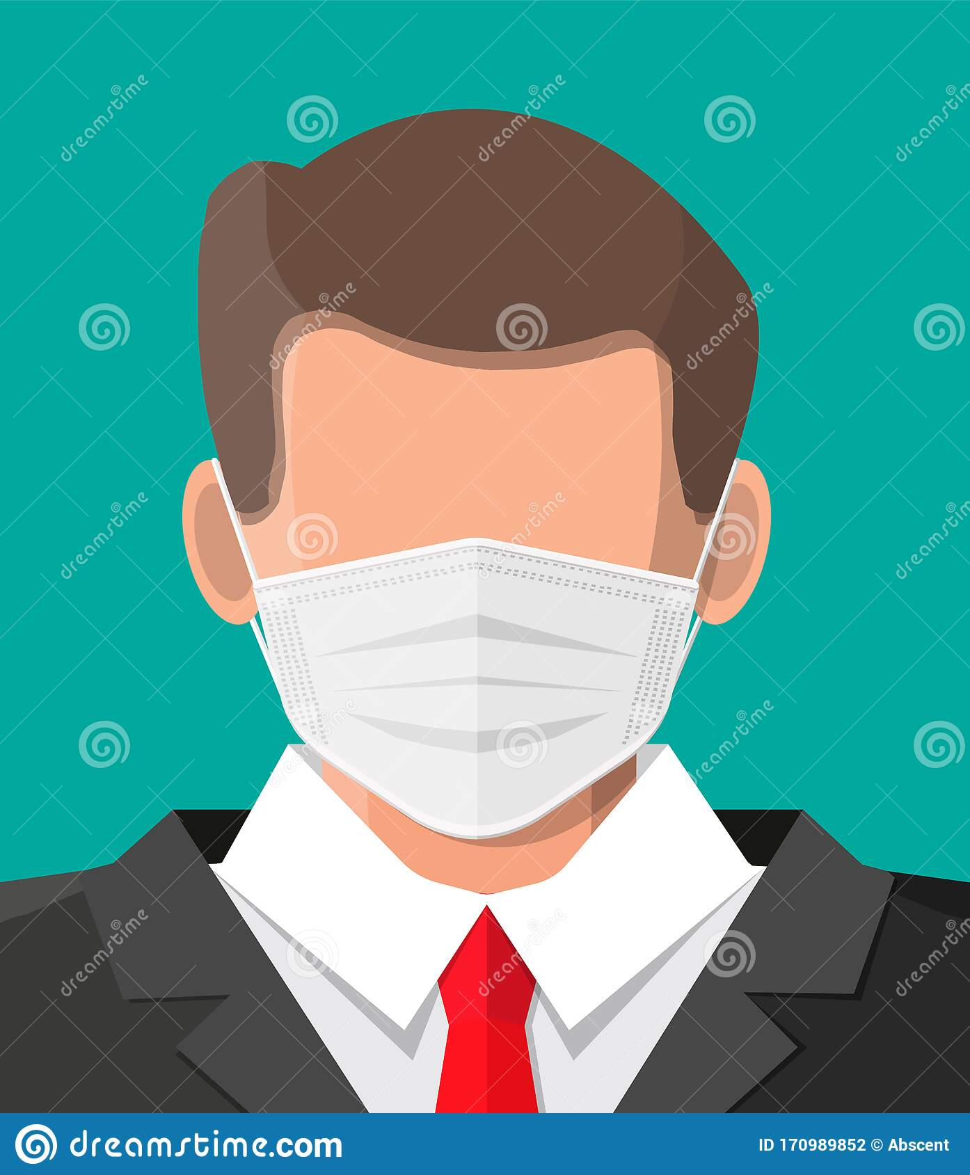 medical mask disposable flu