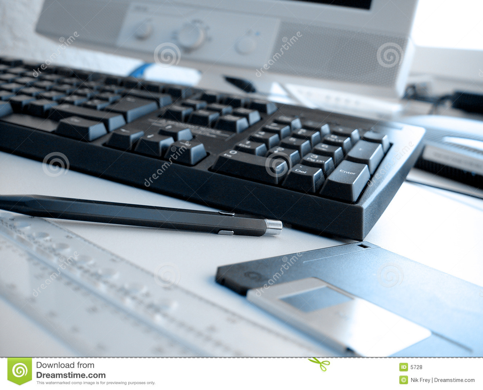 Disposição 1 do escritório