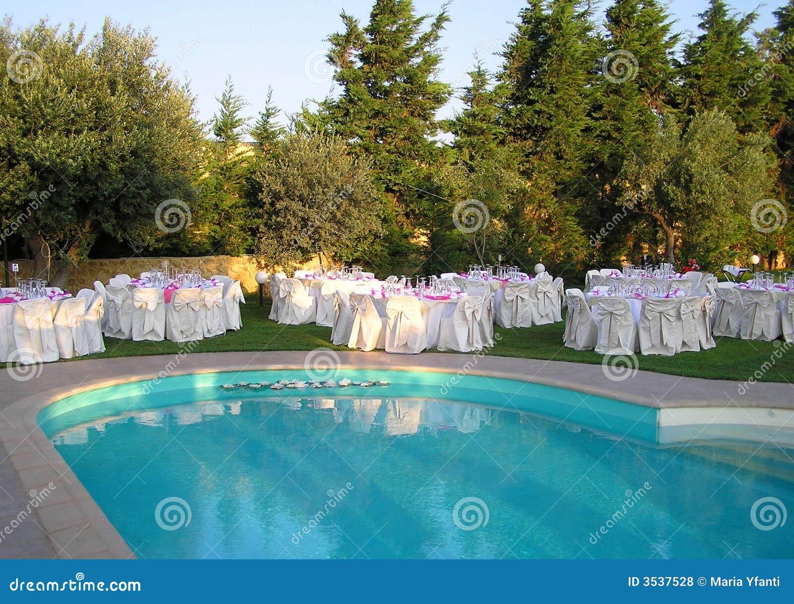 Disposición del abastecimiento, vector de la boda