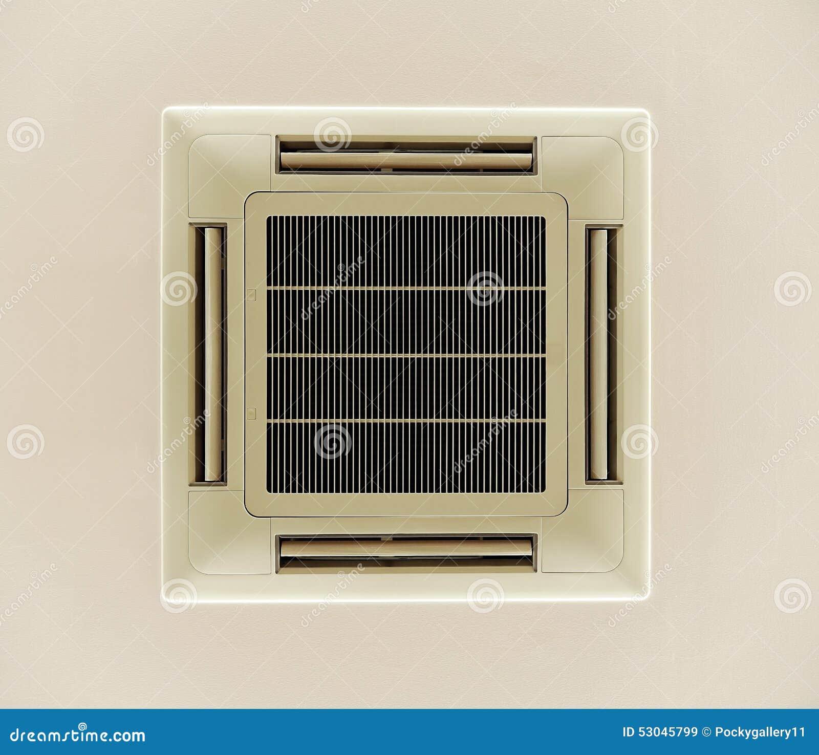 Climatisation Plafond