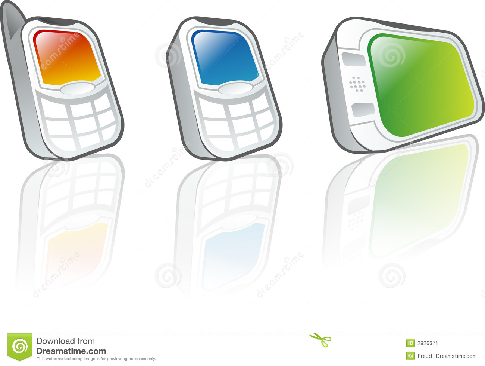 Dispositifs mobiles