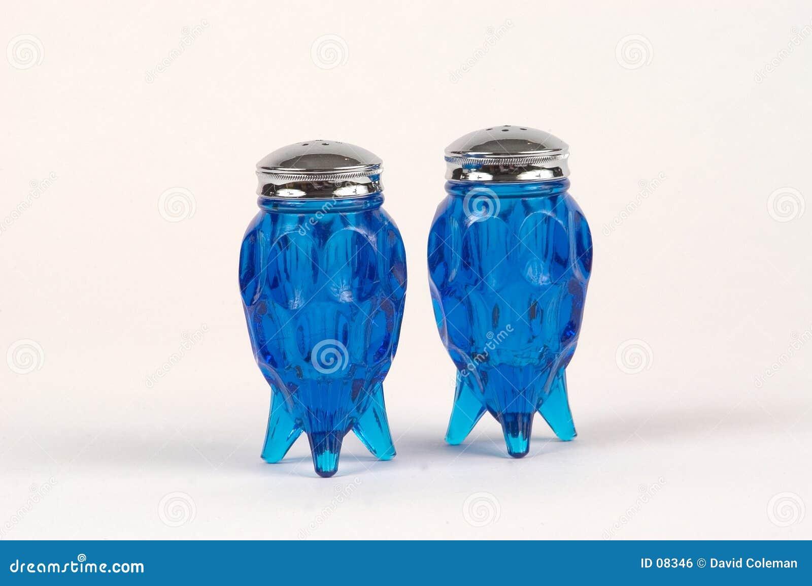Dispositifs trembleurs de sel et de poivre