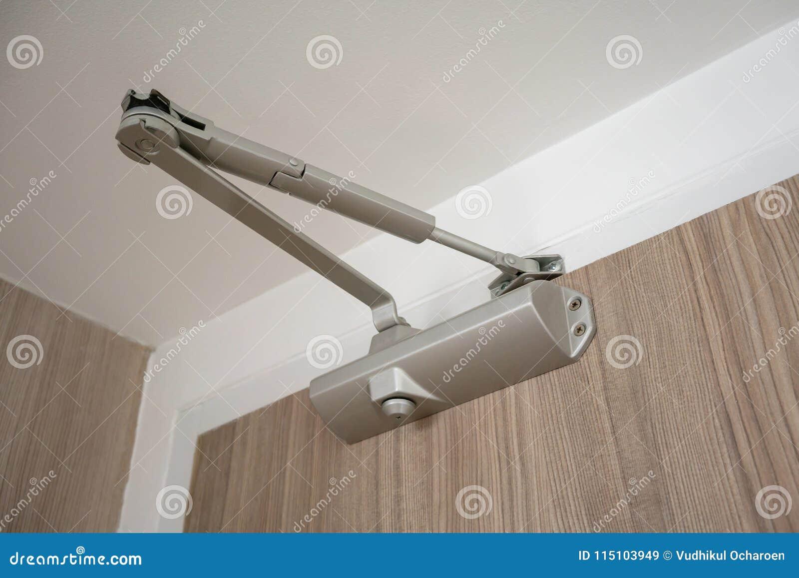 Dispositivo hidráulico automático, tenedor del muelle de puerta de la bisagra del licenciado
