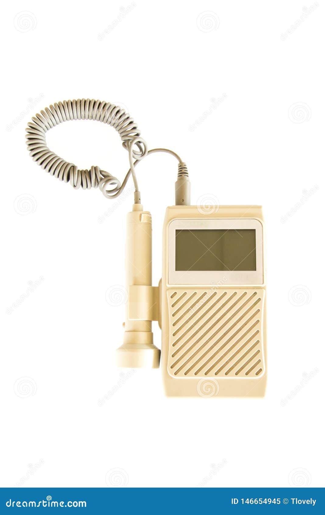 Dispositivo m?dico da investiga??o ultrass?nica para o equipamento do hospital dos diagn?sticos