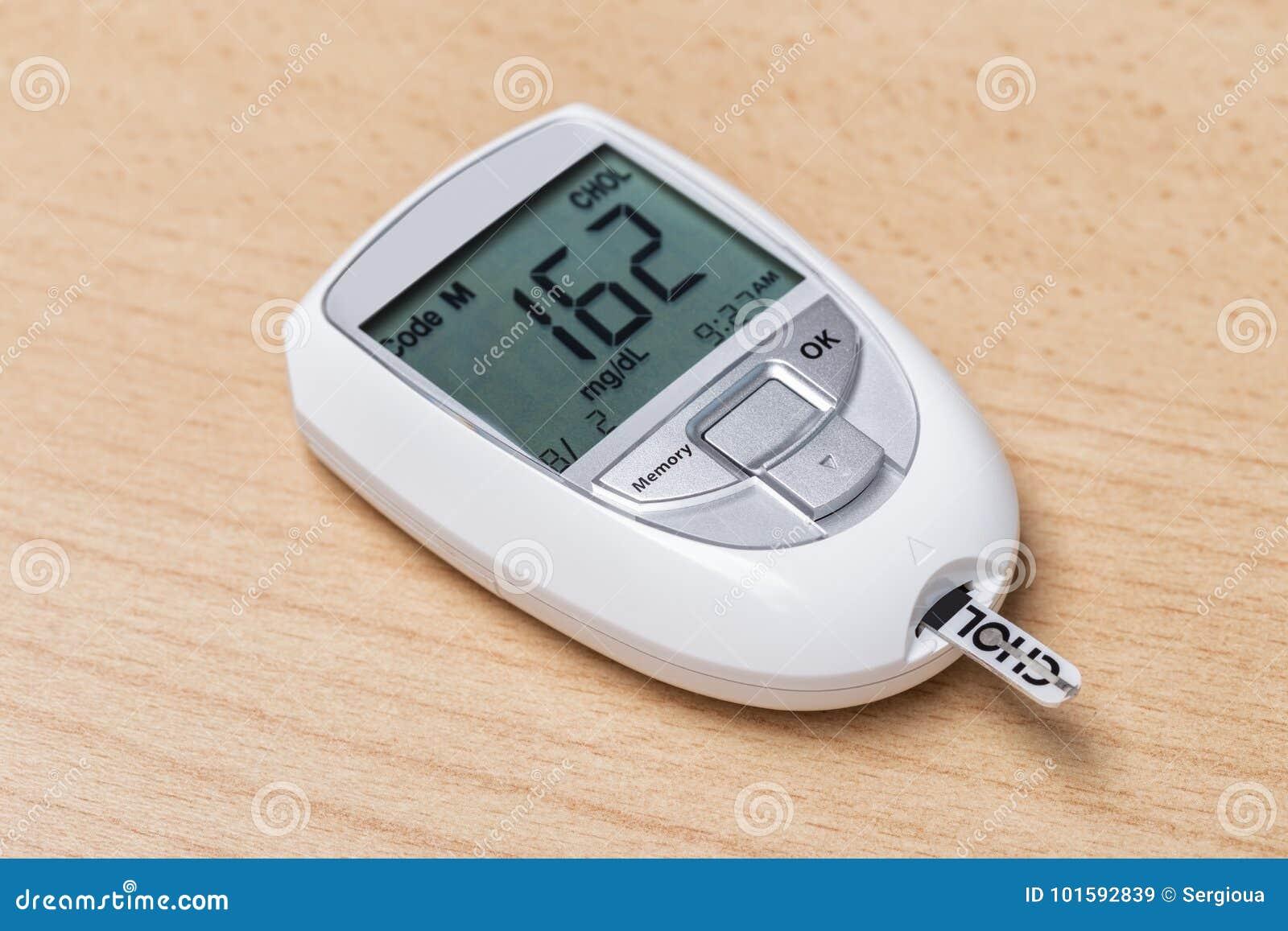Como medir la insulina