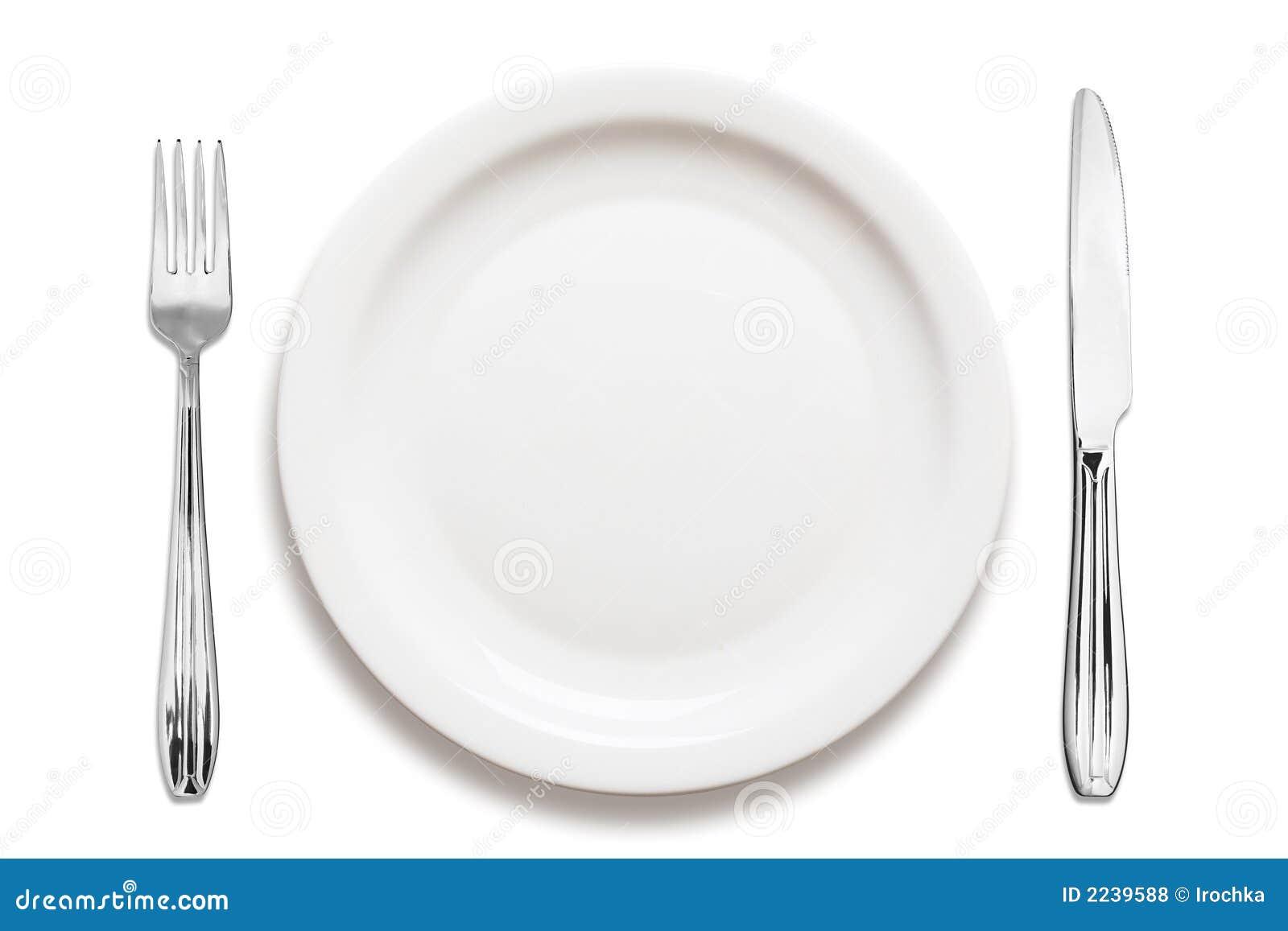Disposizione della zolla di pranzo