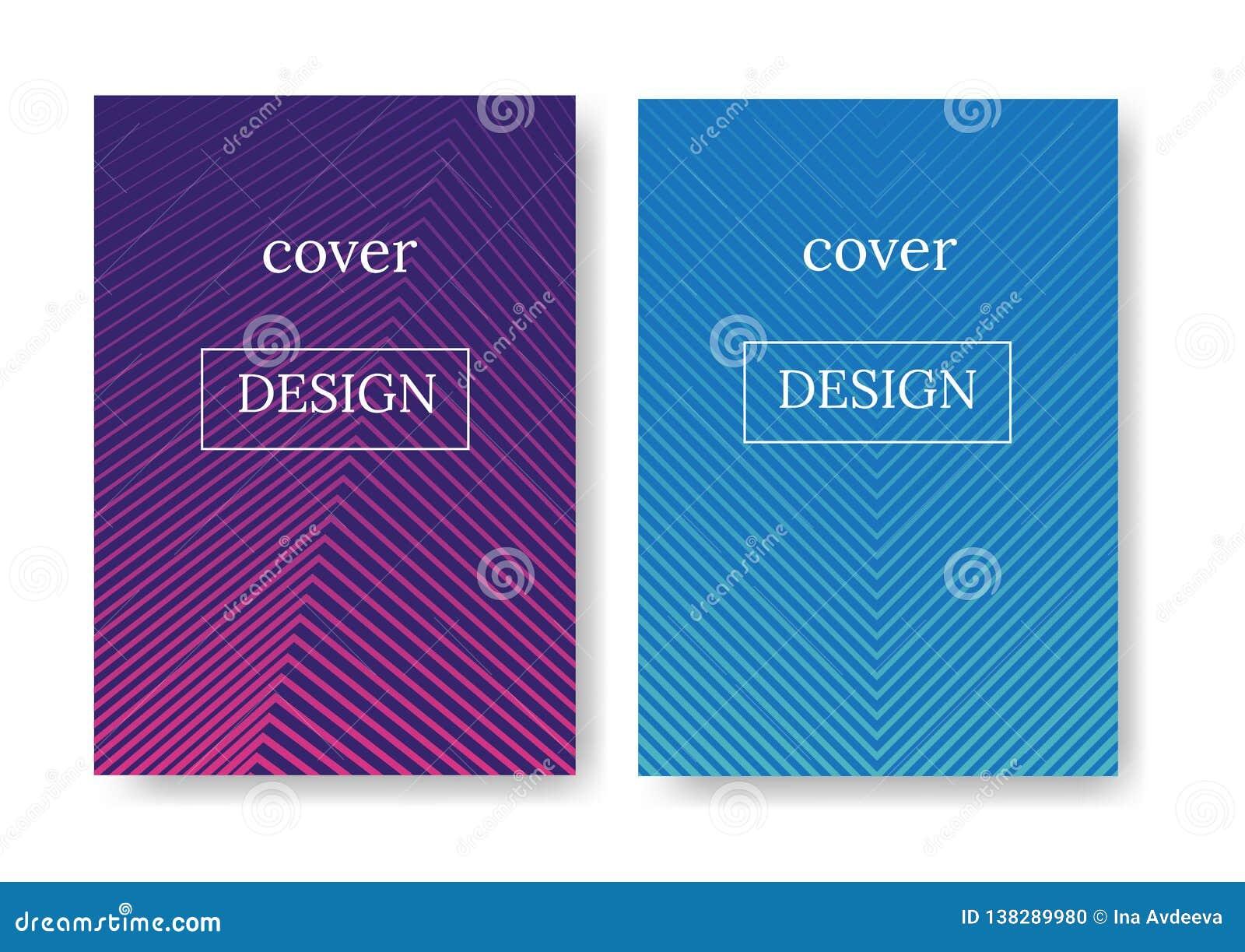 Disposizione per la copertina di libro o della rivista
