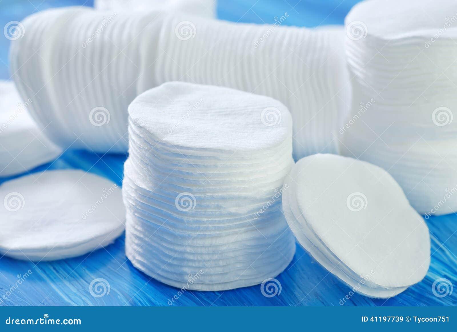 Disque de coton