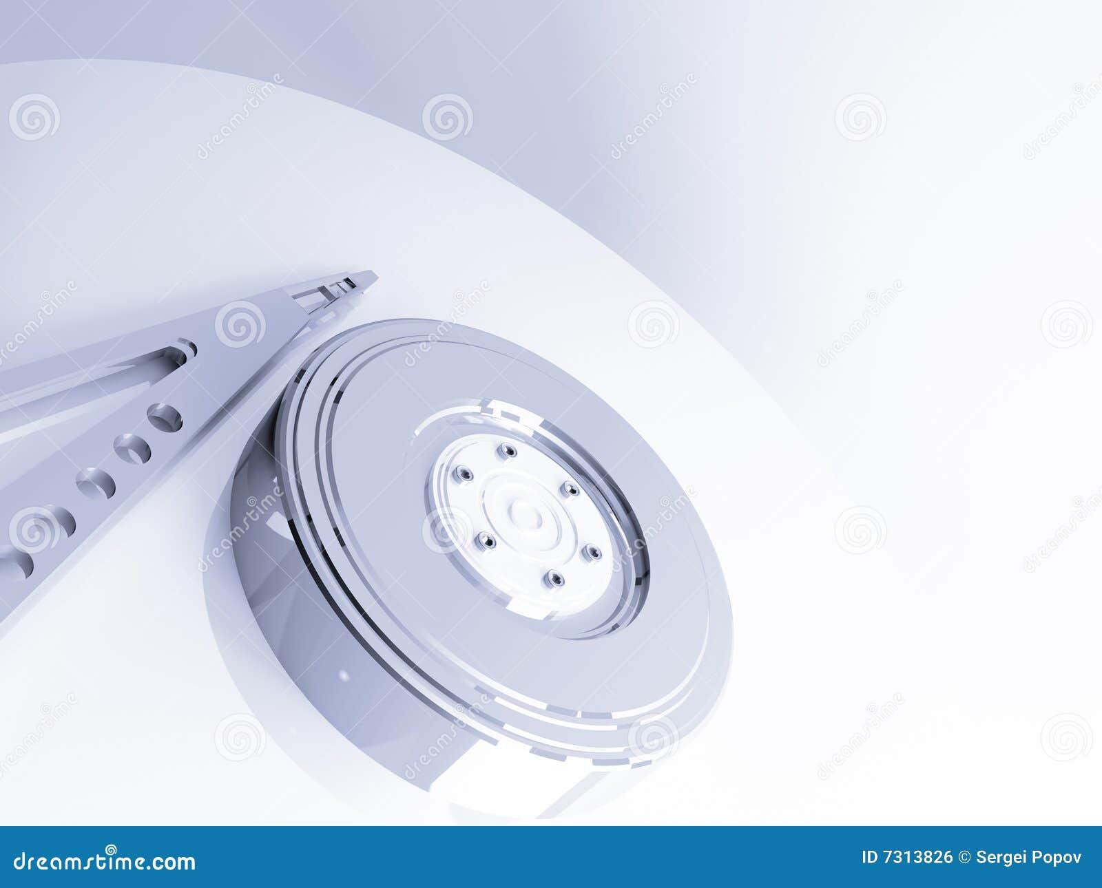 Disque dur image libre de droits image 7313826 for Disque dur exterieur