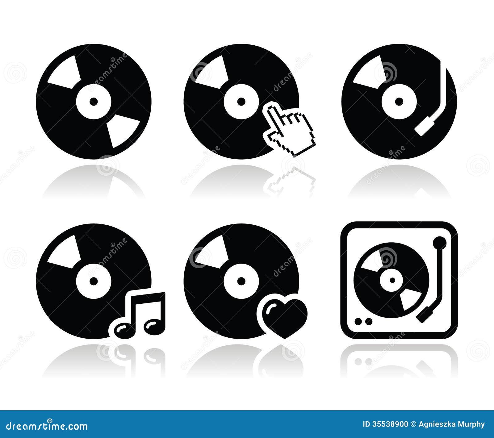 dj symbol clip art