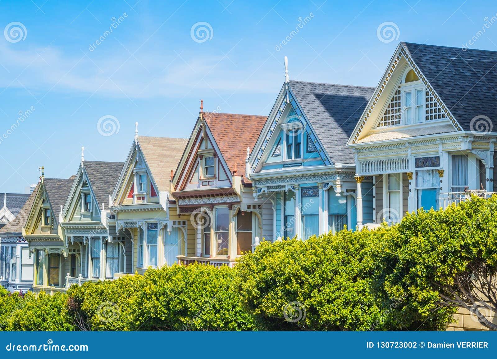 Distelfalter, die berühmtesten alten Damen von San Francisco