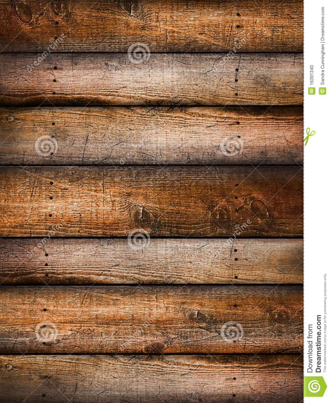 Distressed Pine Wood Grain Background Stock Photo Image