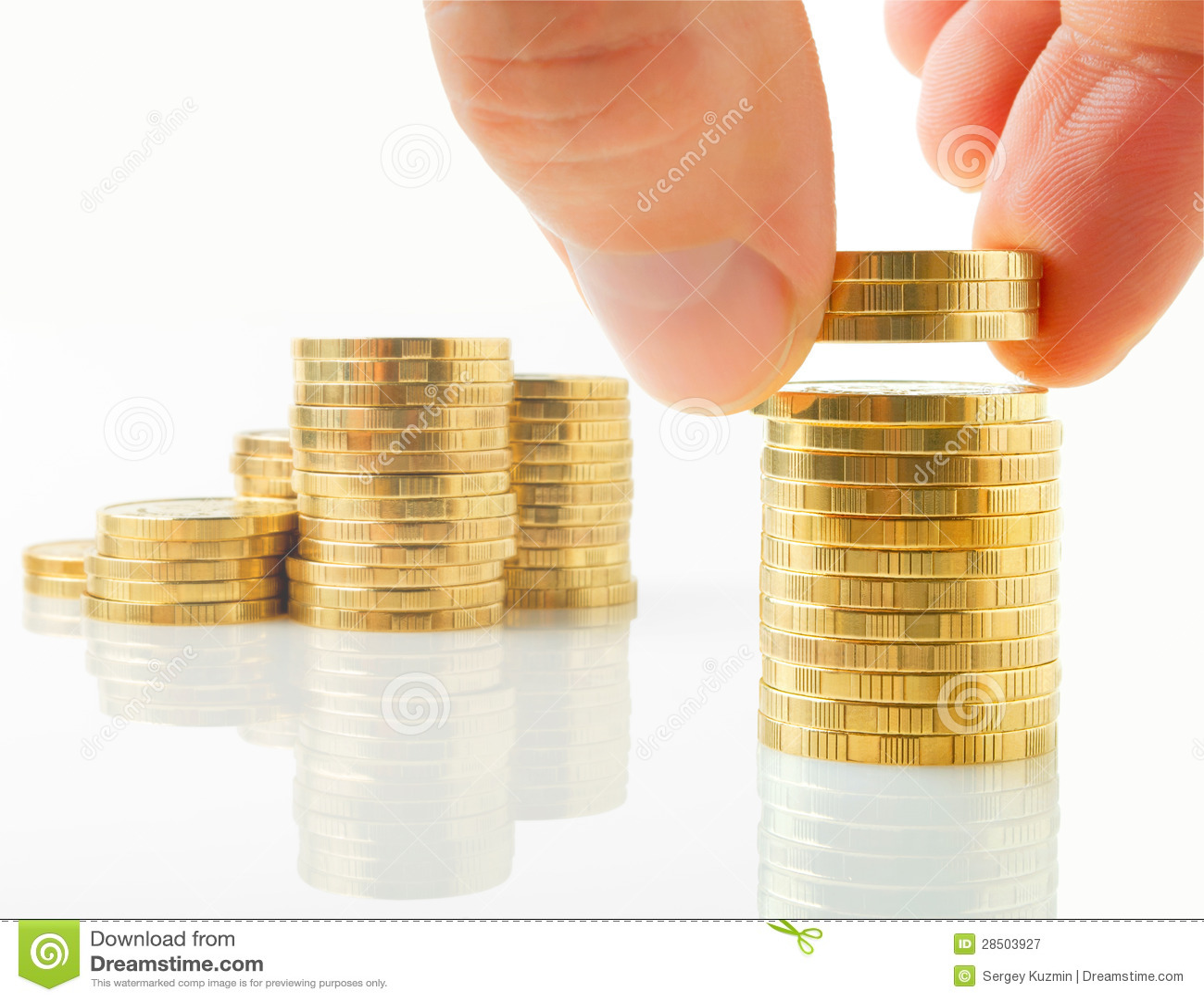 Distributie van financiële activa.