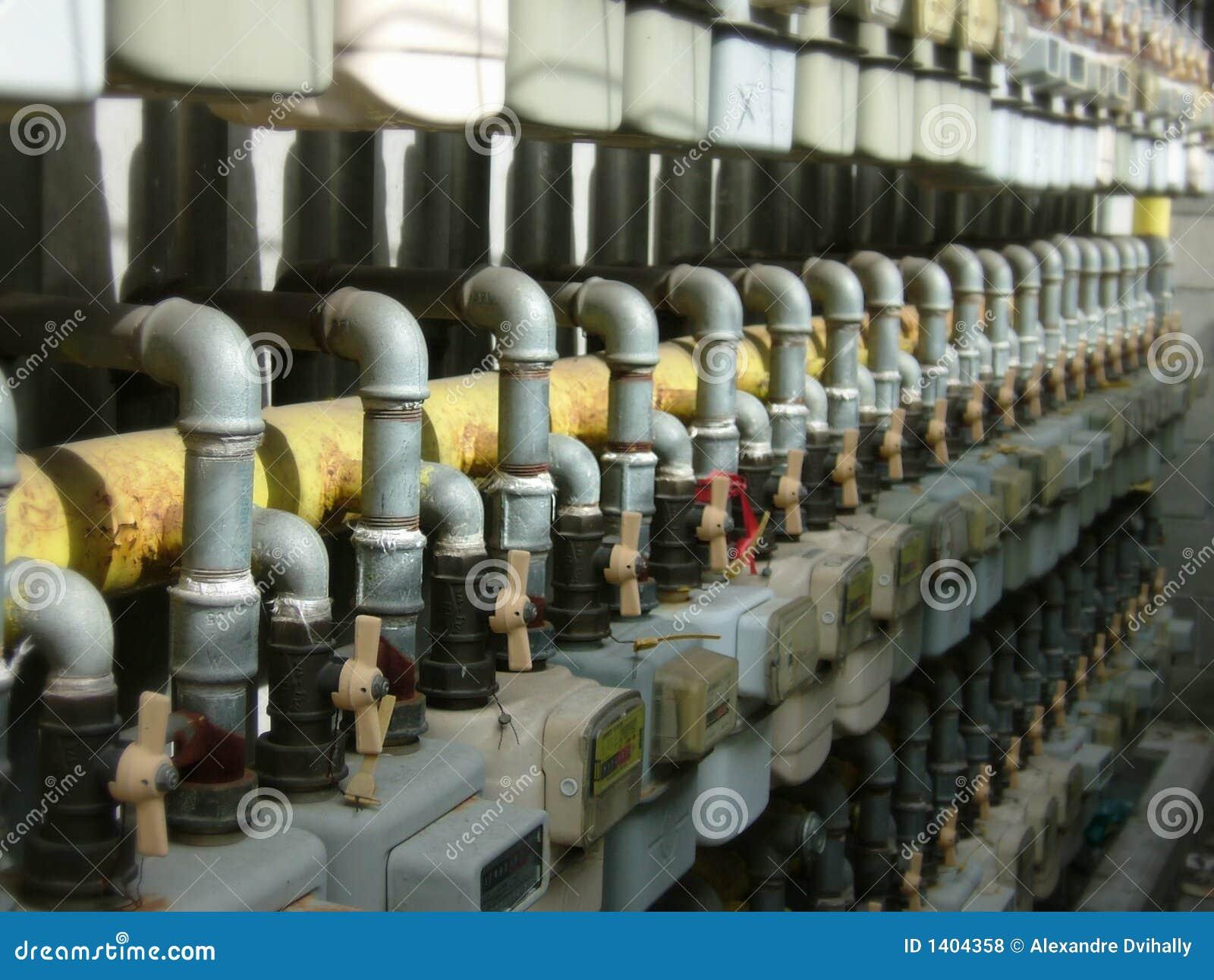 Distribution de gaz