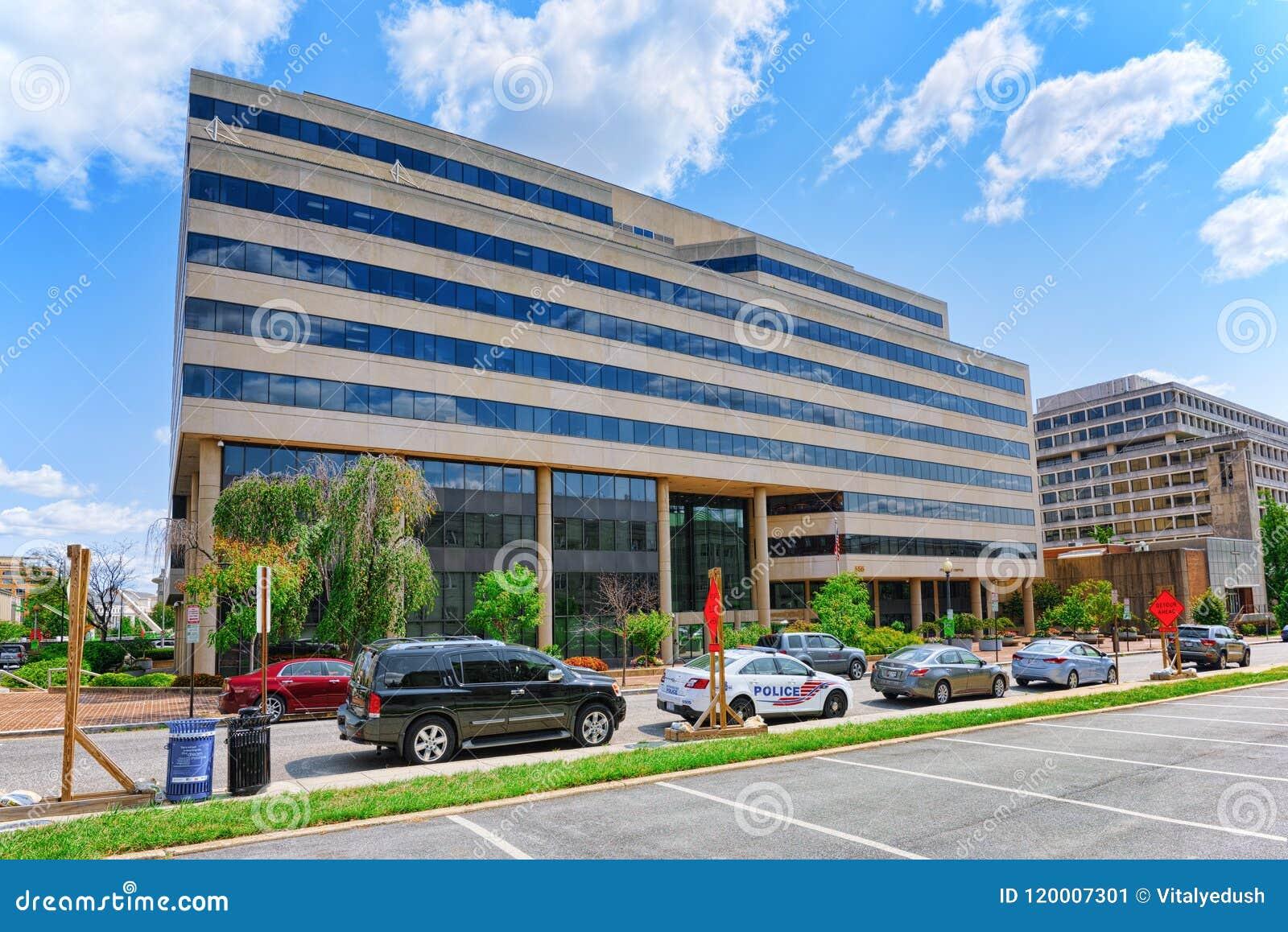 District van het de Procureurs` s Bureau van Washington, de V.S., het Verenigde Staten van