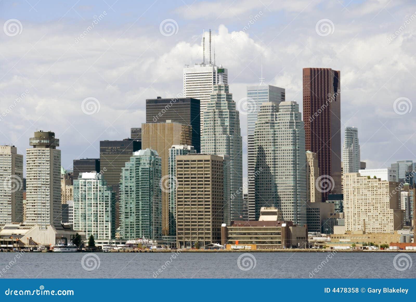 Districto financiero de Toronto