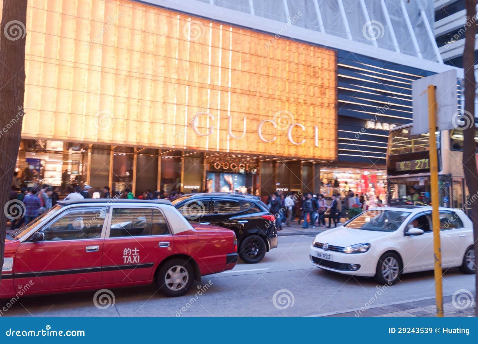 Download Distrito Da Compra Em Hong Kong Imagem de Stock Editorial - Imagem de mercado, cruz: 29243539