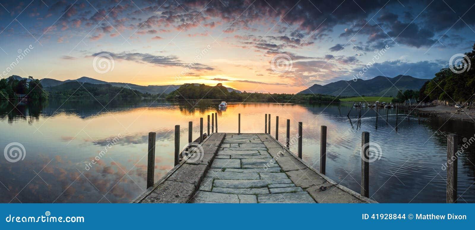 Distrito do lago, Cumbria, Reino Unido