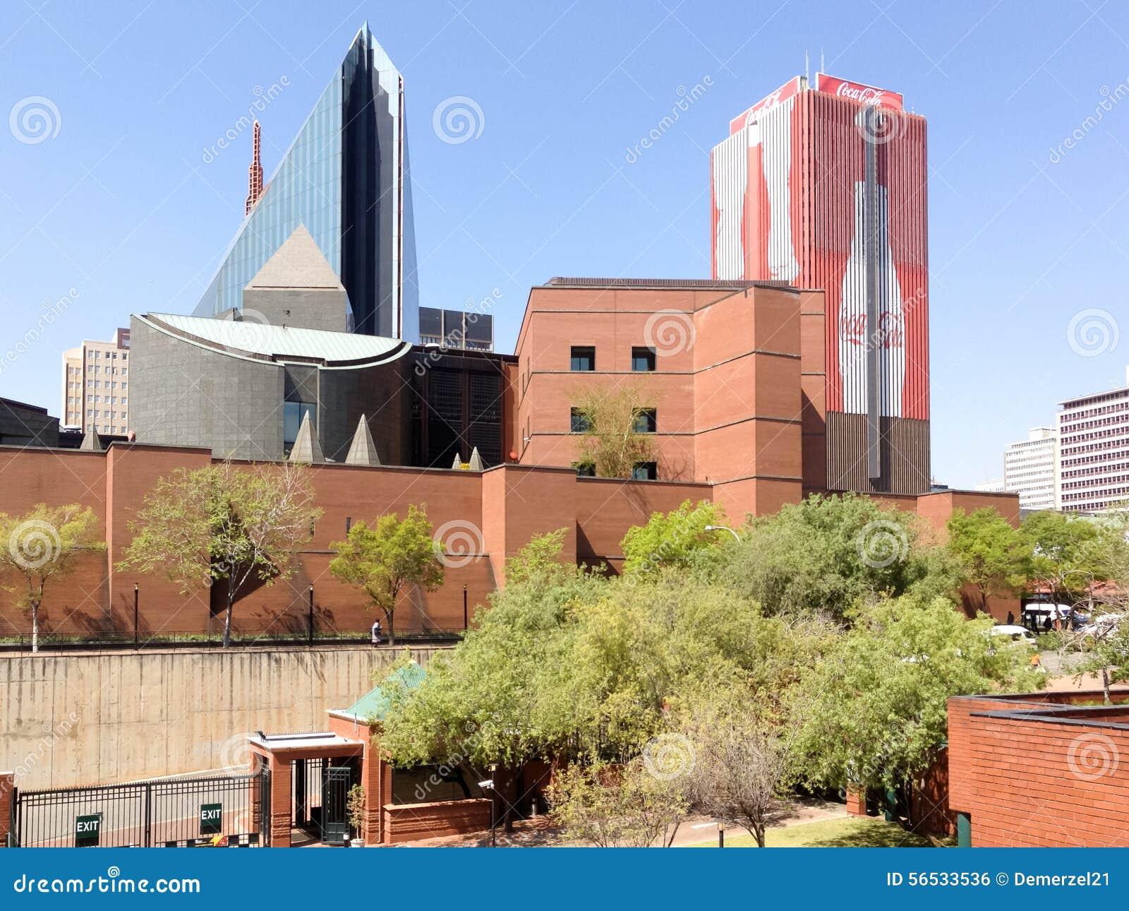 Distrito financiero central - Johannesburgo, Suráfrica