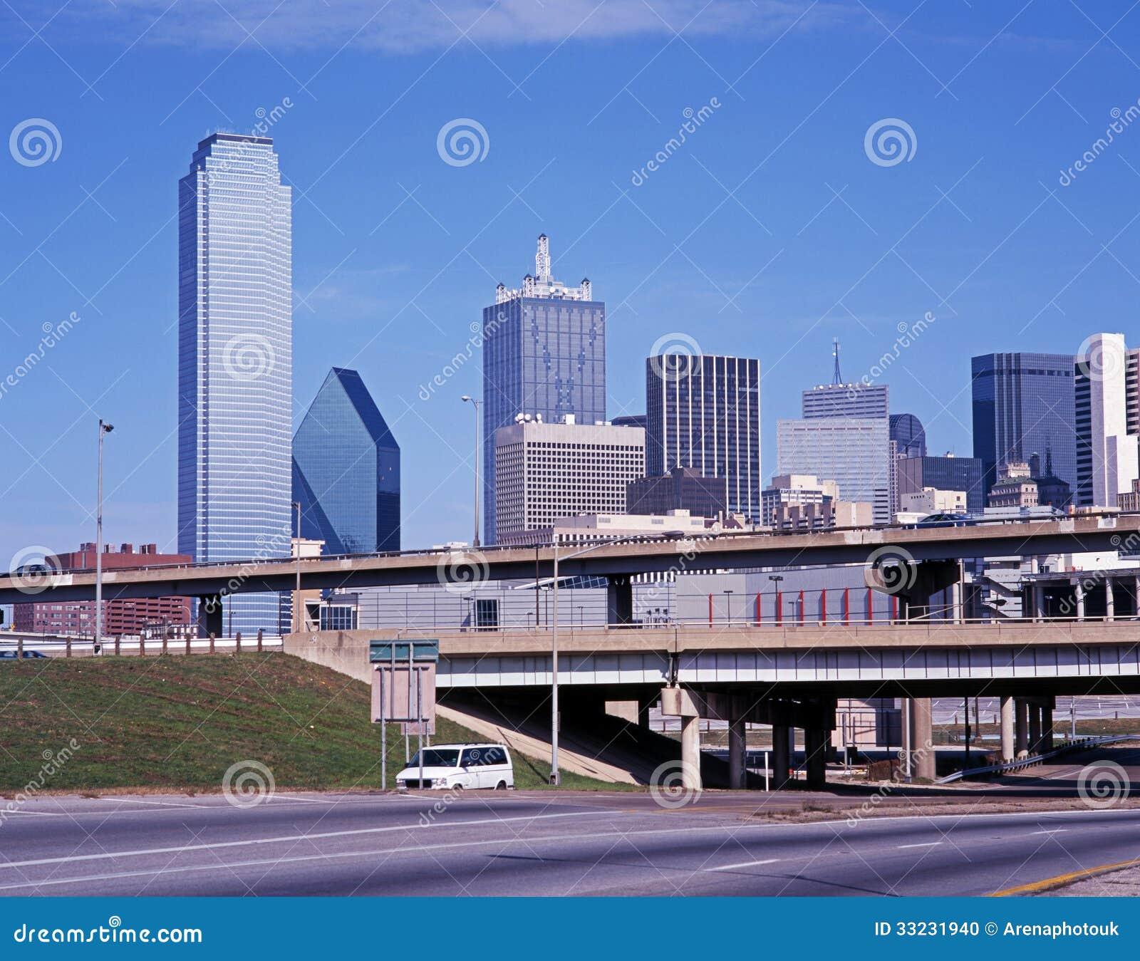 Distrito financiero, Dallas, los E.E.U.U.