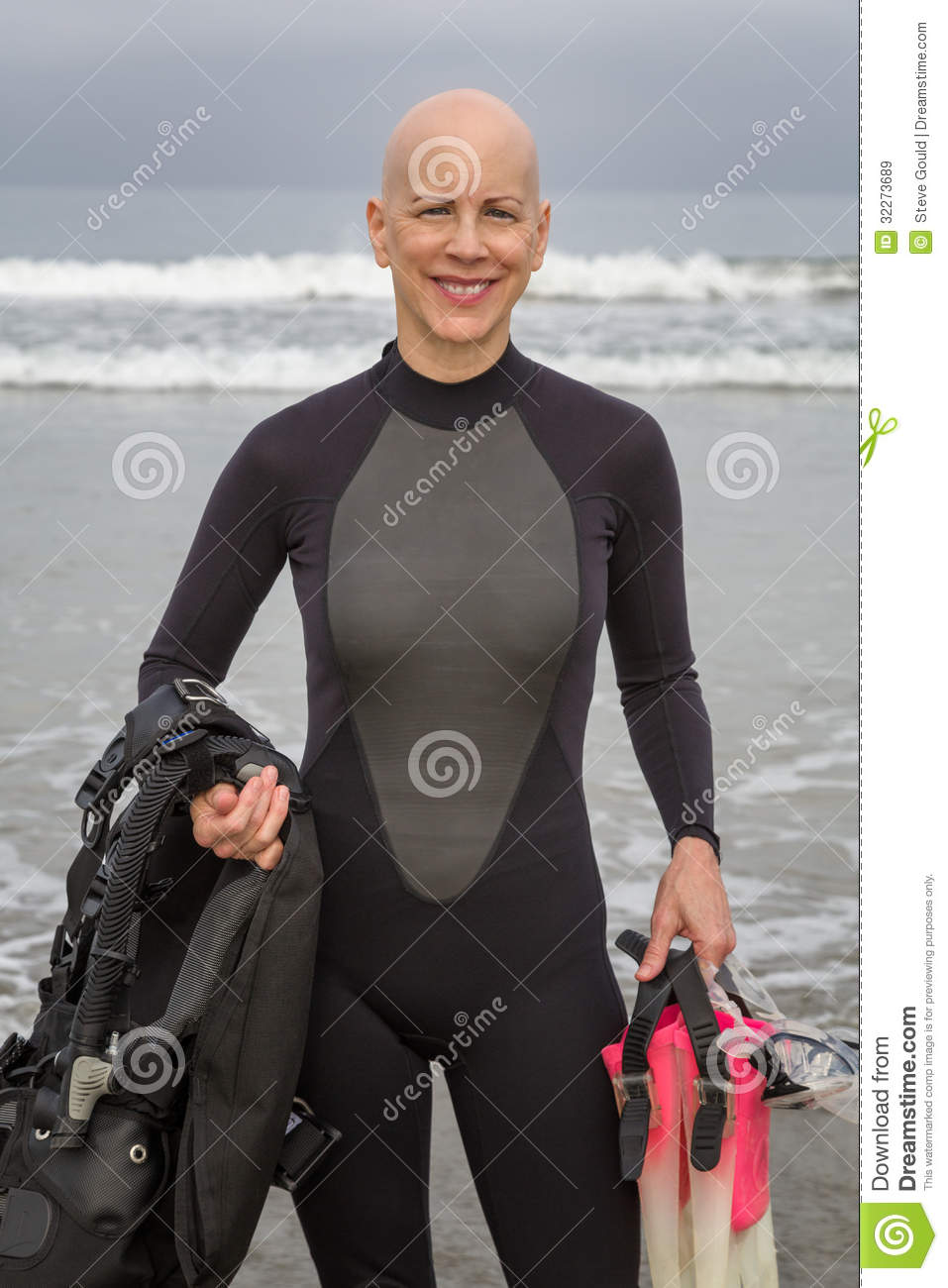 Diver Lifestyle Stock Image Image Of Health Adult