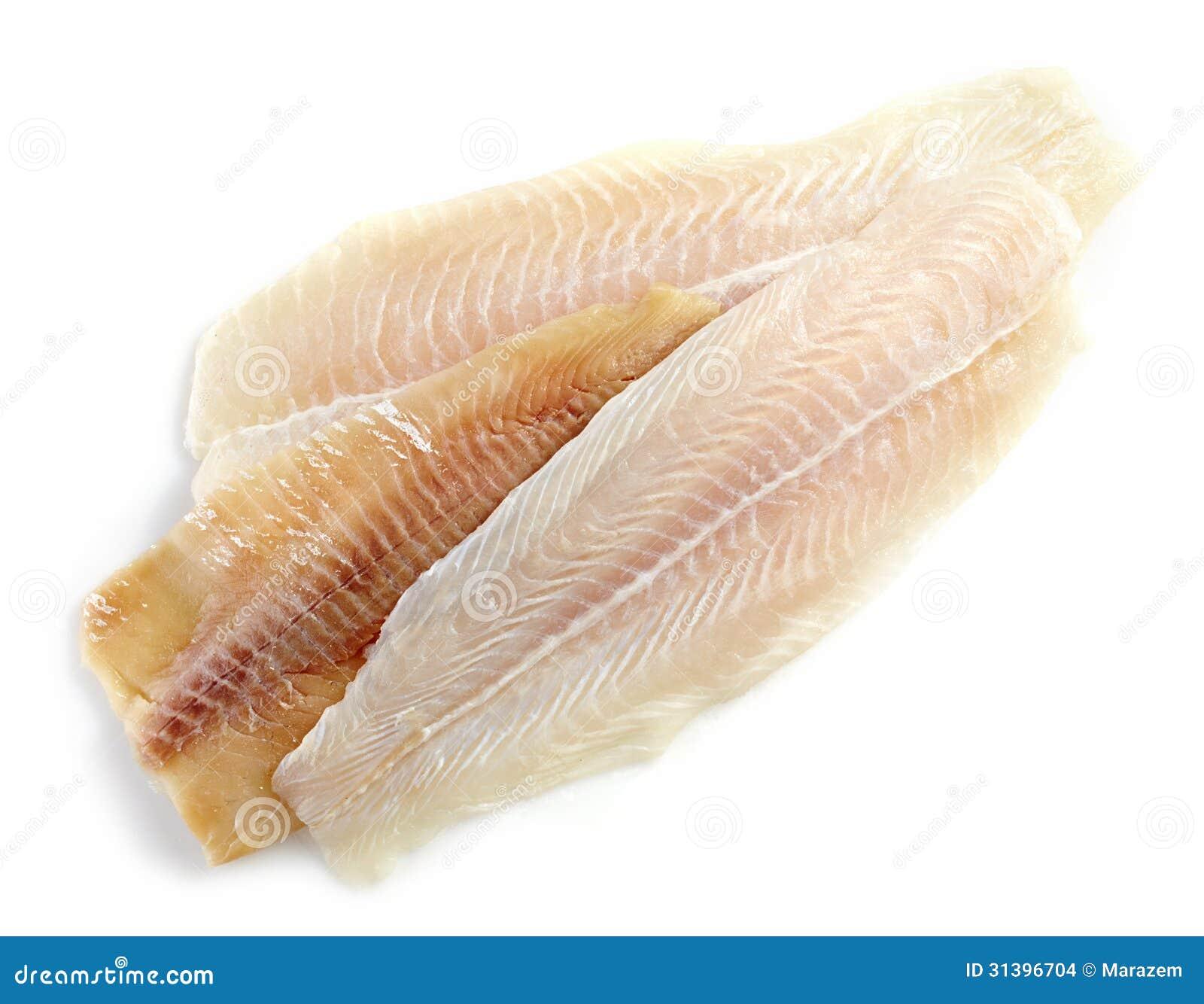 divers filet de poisson cru frais photo stock image 31396704. Black Bedroom Furniture Sets. Home Design Ideas