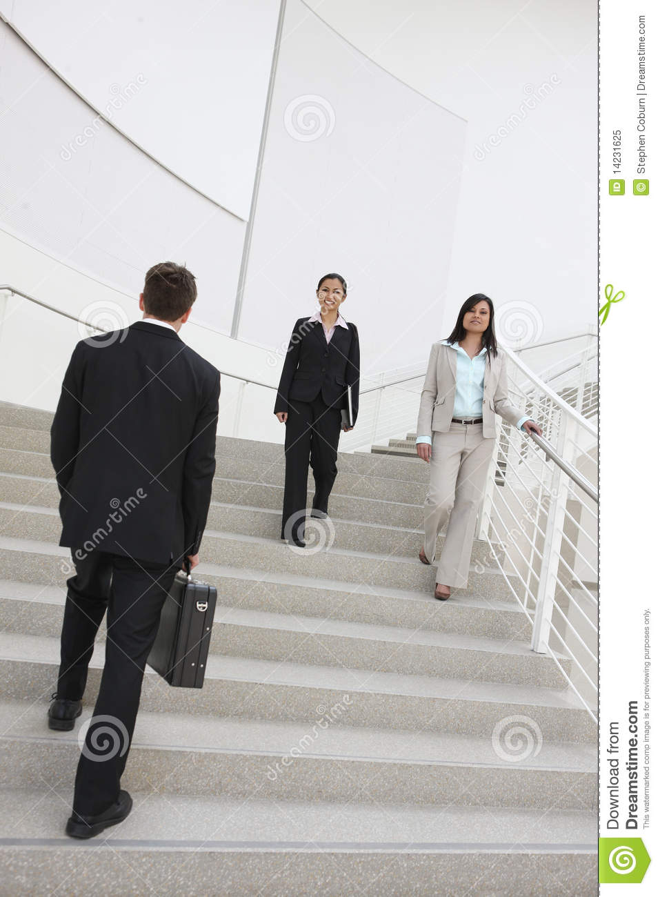 Diverse Business Team At Office Royalty Free Stock Photo ...  Diverse Busines...