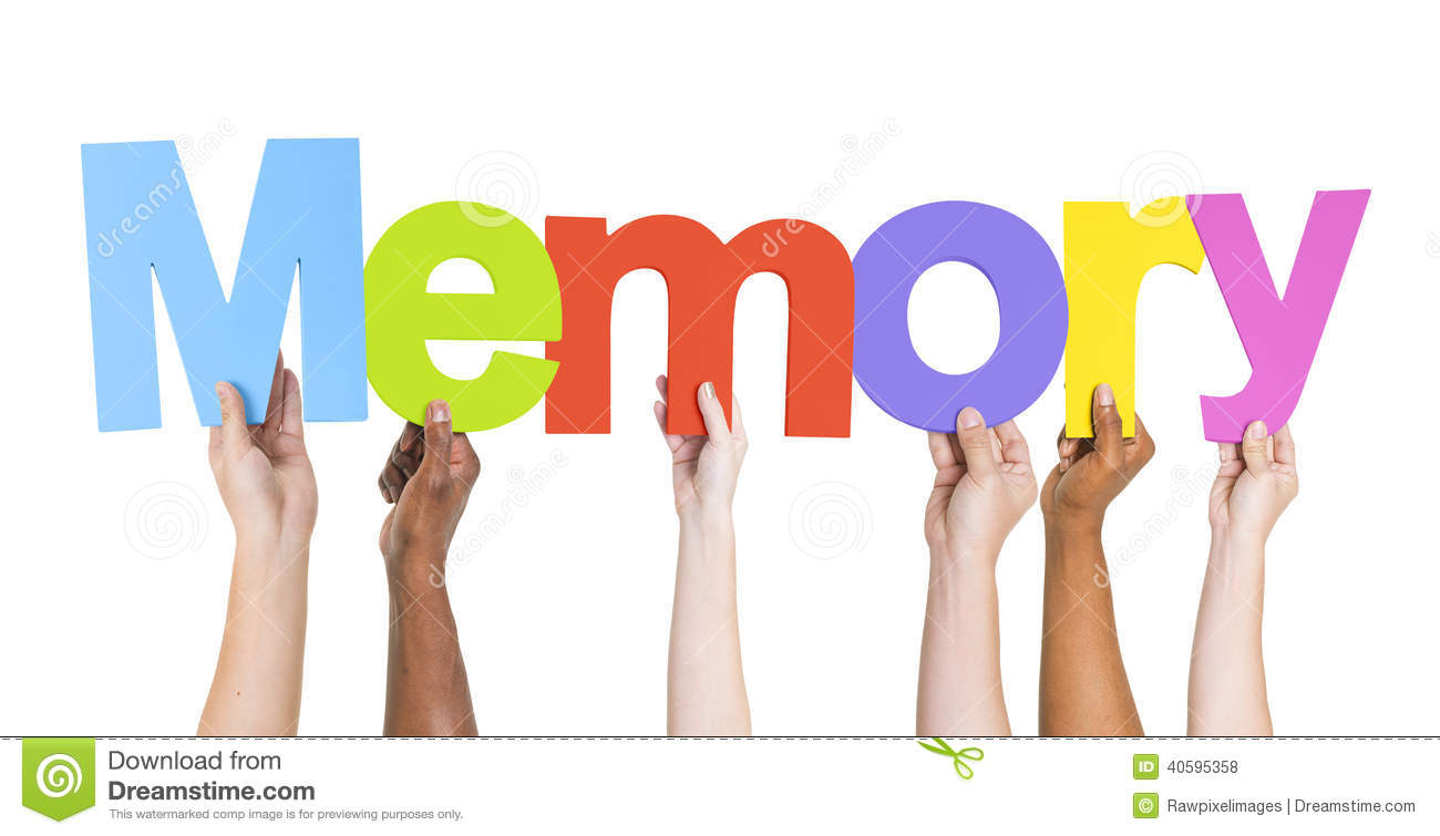 diverse hands holding the word memory stock photo image 40595358. Black Bedroom Furniture Sets. Home Design Ideas
