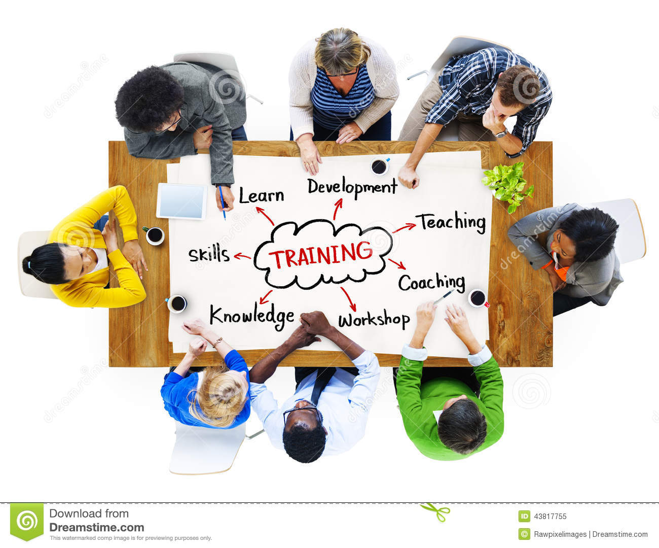 training and development for a diverse Training or development specialist holland code  training and development  specialists must communicate information clearly and facilitate learning by diverse .
