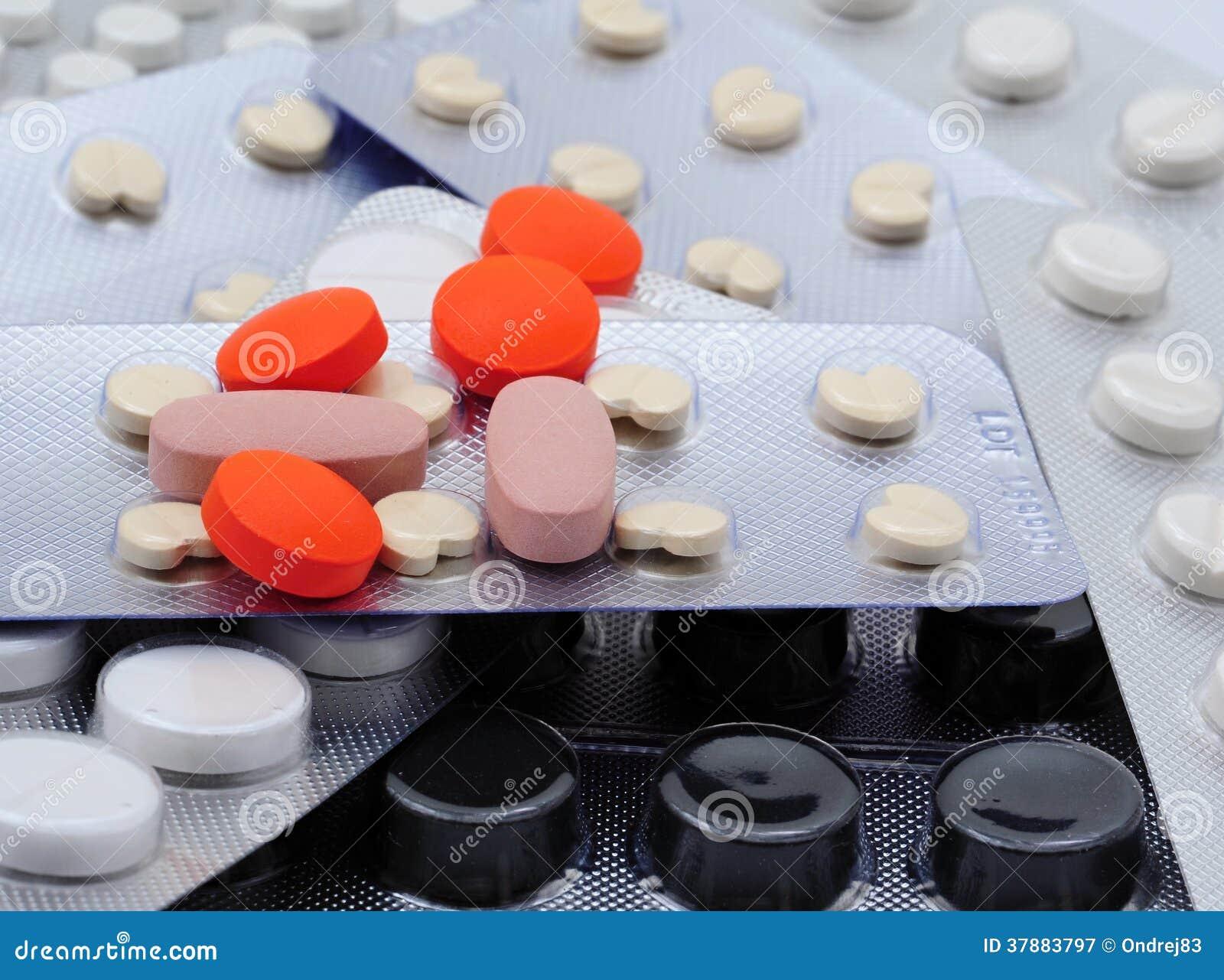 Diverse pillen