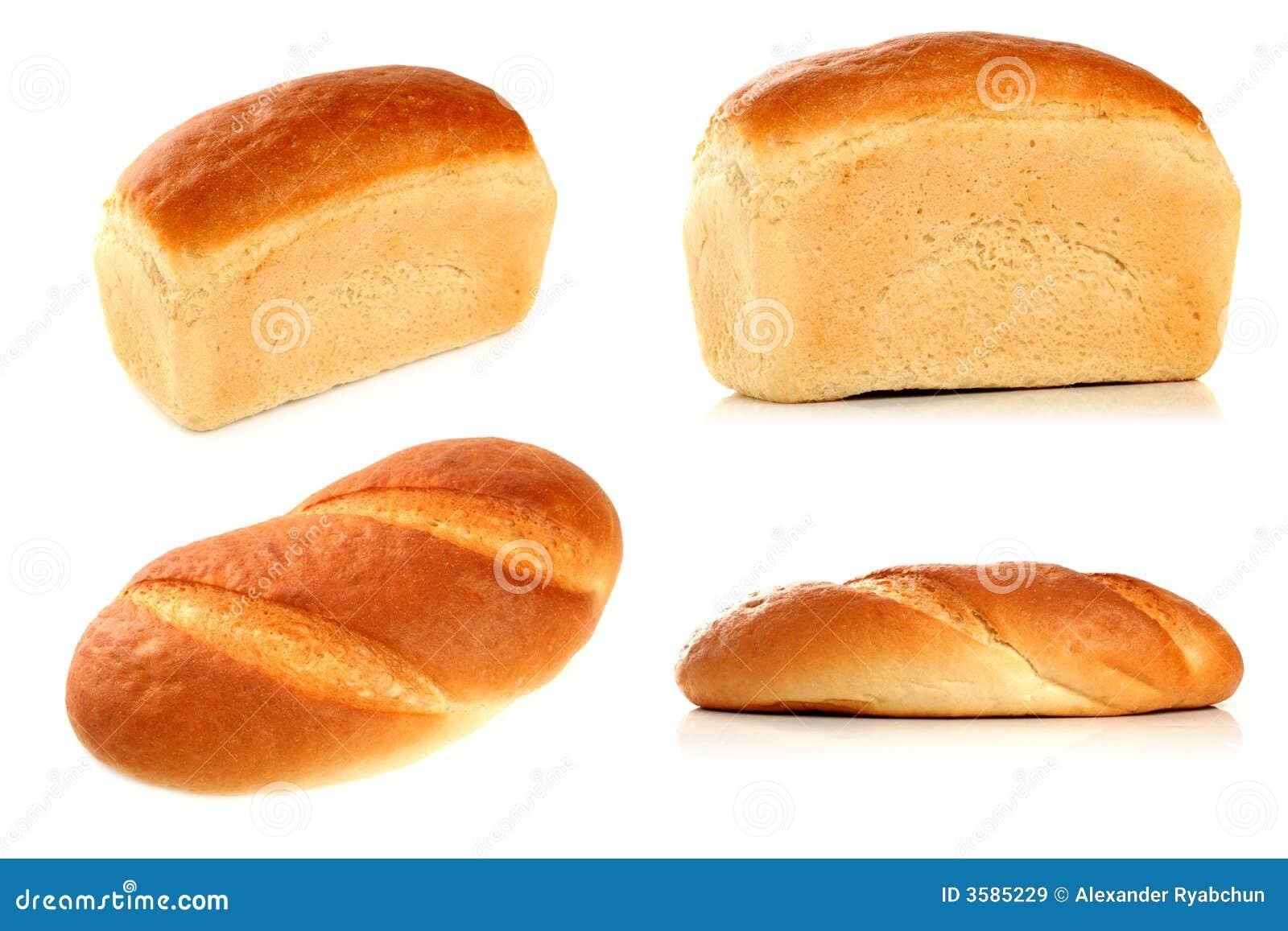 Diverse types van brood