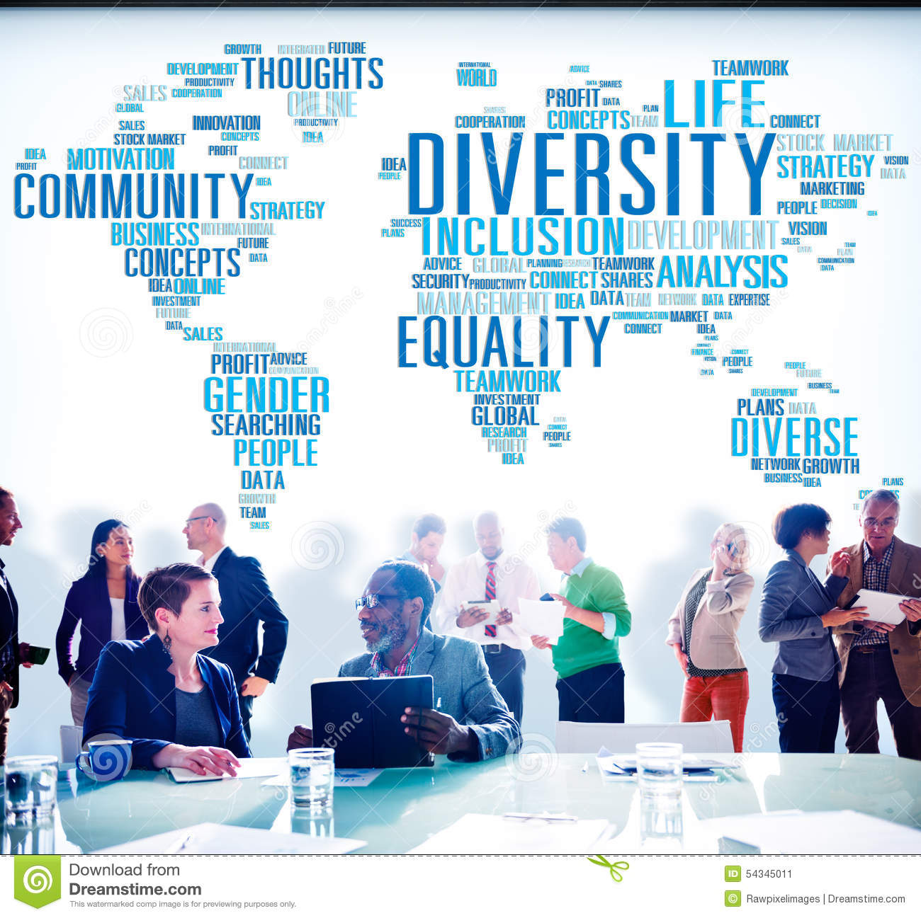 diversity in your community Why increasing your diversity will grow your community it isn't just a moral obligation, it's a very practical tactic to get more to join your group.